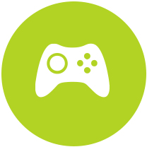 SEO Gamepad Icon