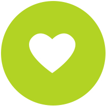 SEO Brand Love Icon