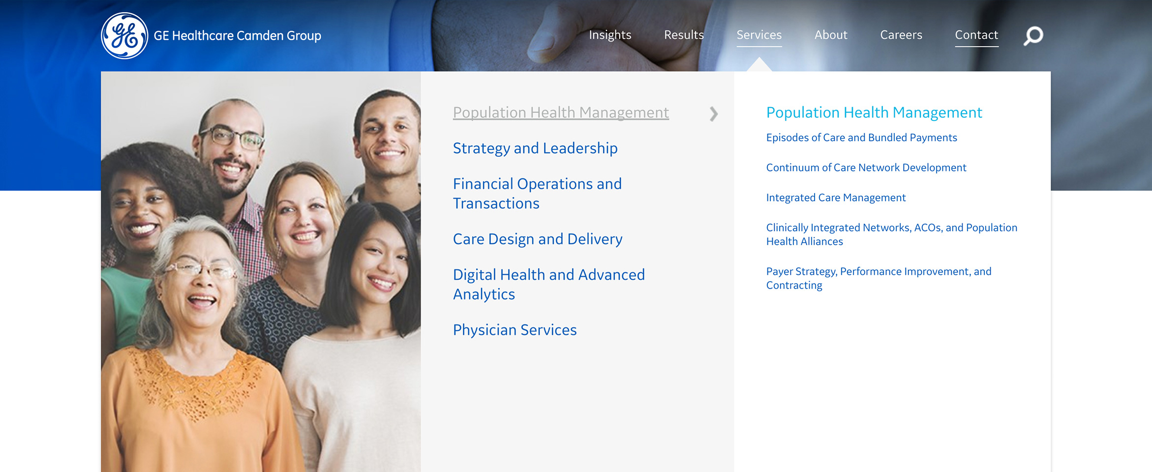 Designing a Fresh UX Strategy for Renowned Healthcare Consultants Build Image-2