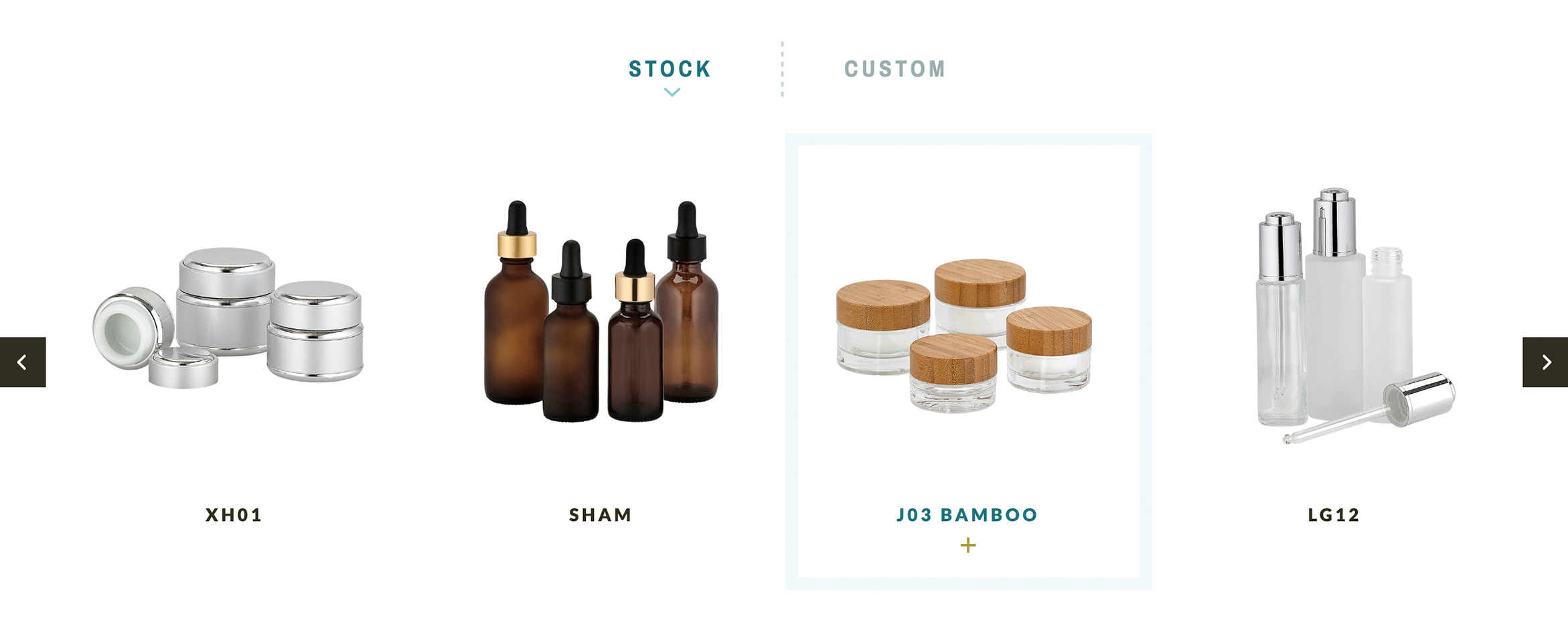 Unraveling a New Website Design for Beauty Packaging Company Build Image-1