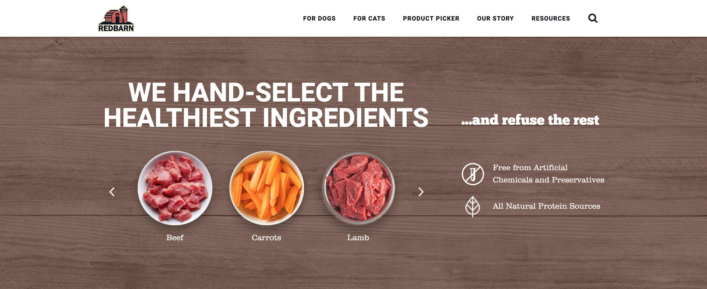 Creating the purr-fect new website for a popular pet food brand Build Image-2