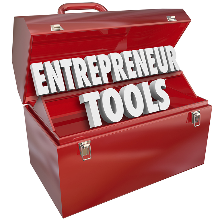 Entrepreneur Toolbox Skills Knowledge Tips